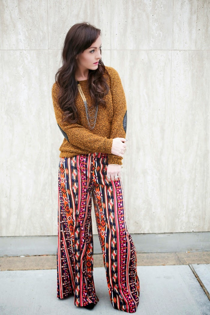 A FUNKY FALL OUTFIT with a GIVEAWAY! {Fashion}