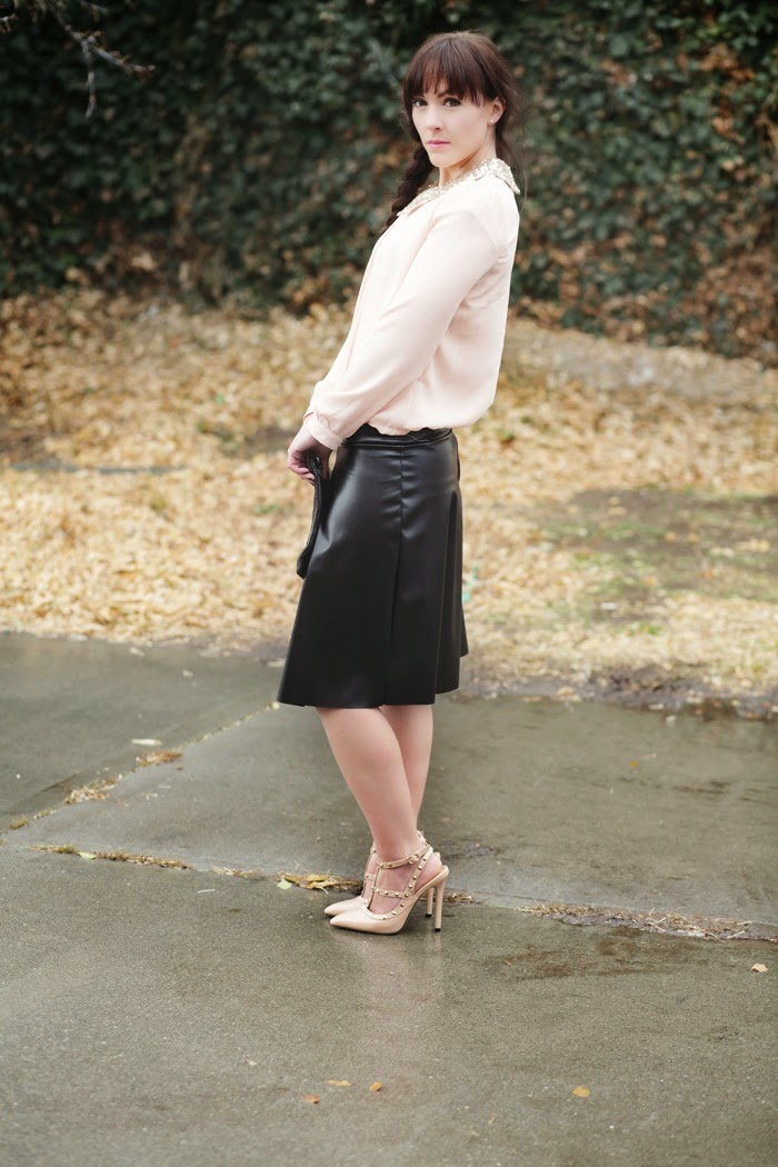 that perfect work party outfit {Fashion}