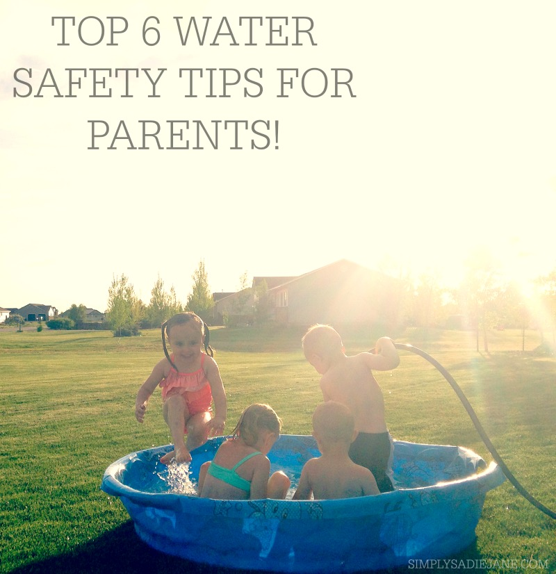 Top 6 Kids Swimming & Safety Tips For Parents
