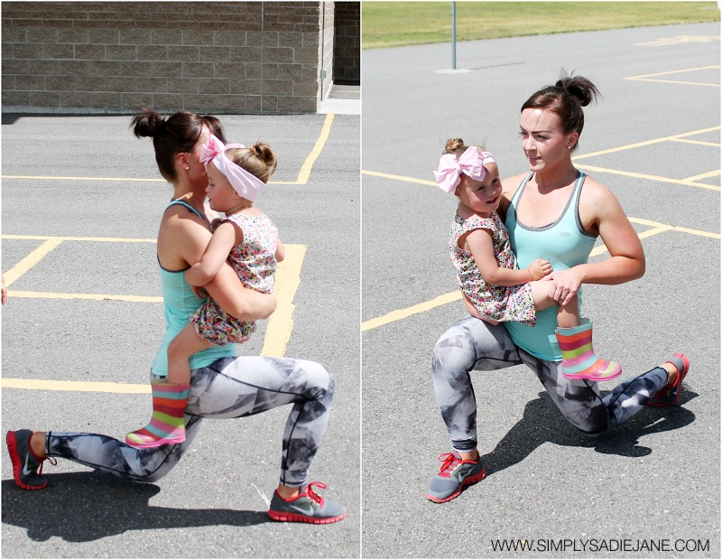 crossfit inspired playground workout #2 {fitness}