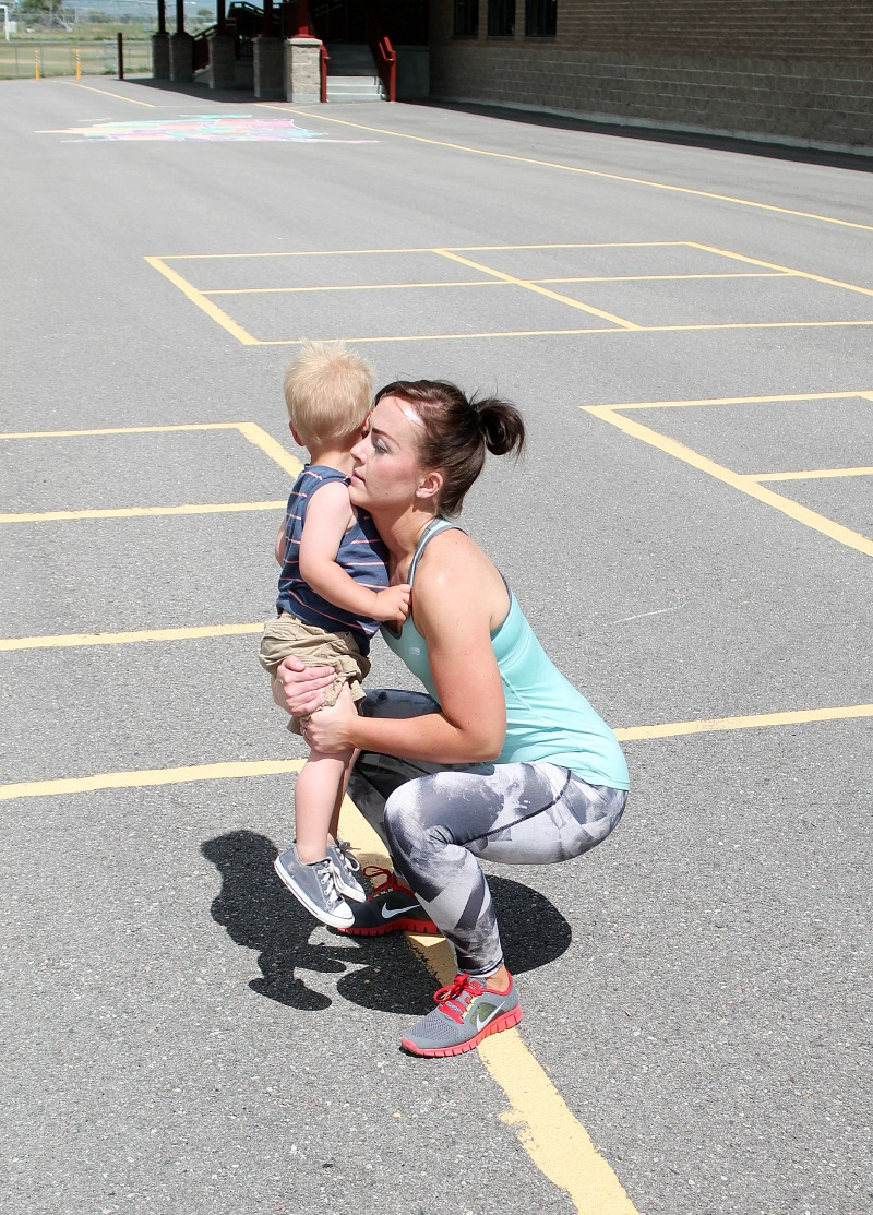 CROSSFIT INSPIRED PLAYGROUND WORKOUT #1 {fitness}