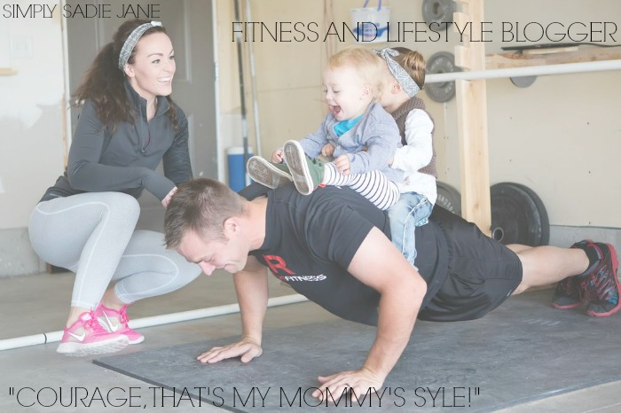 My Mommy's Style YouTube feature { Fitness }