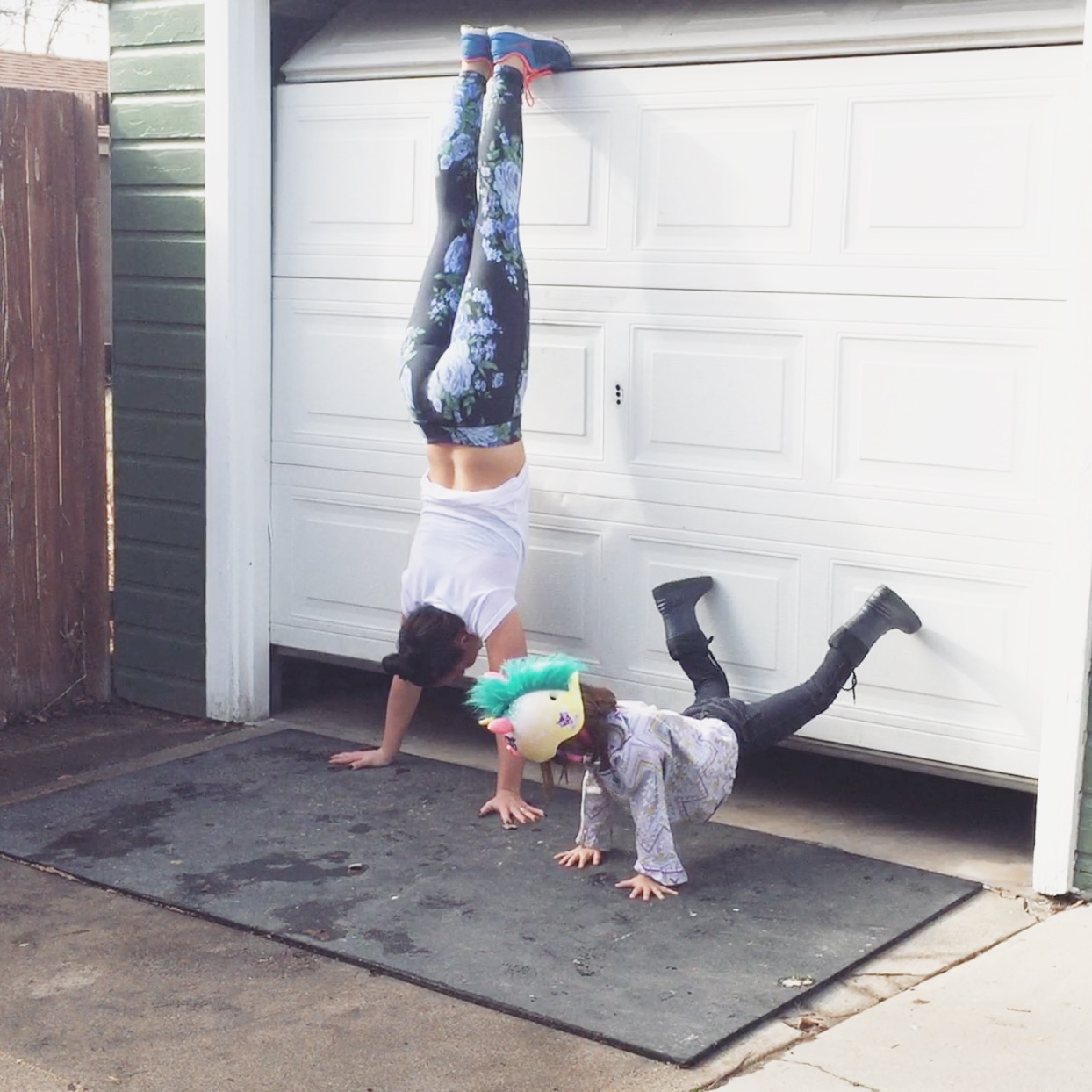WORKOUT MOVEMENTS with your KIDS! video of the week – fitness – family