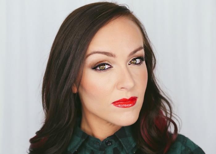 THE PERFECT HOLIDAY MAKEUP by VIVIAN MAKEUP ARTIST! fashion