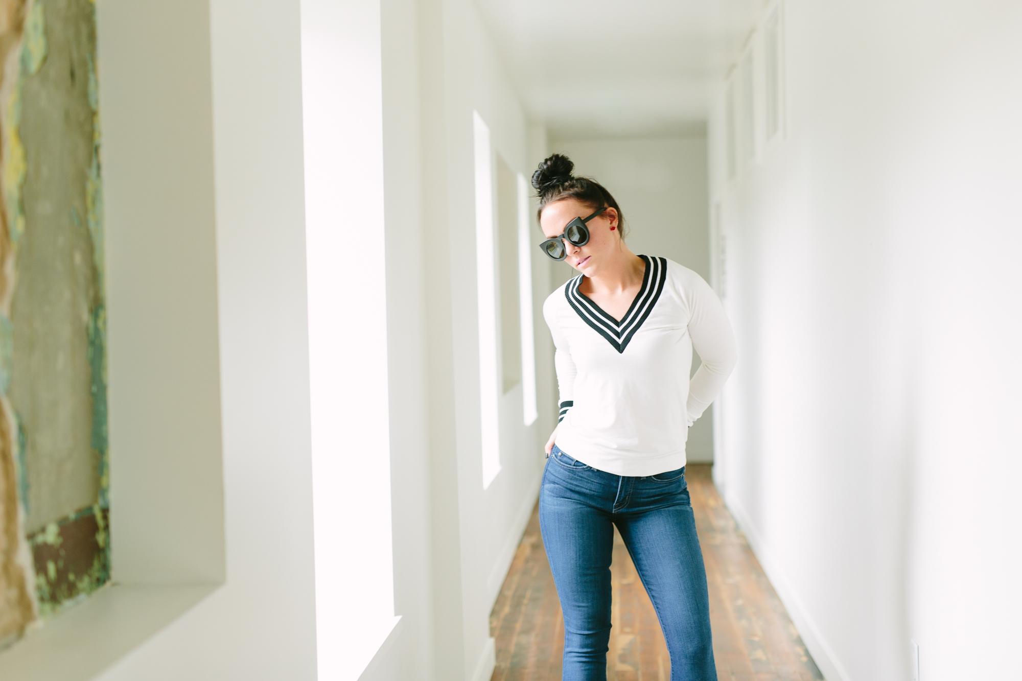 MY THREE SPRING STAPLES … nuff said – fashion