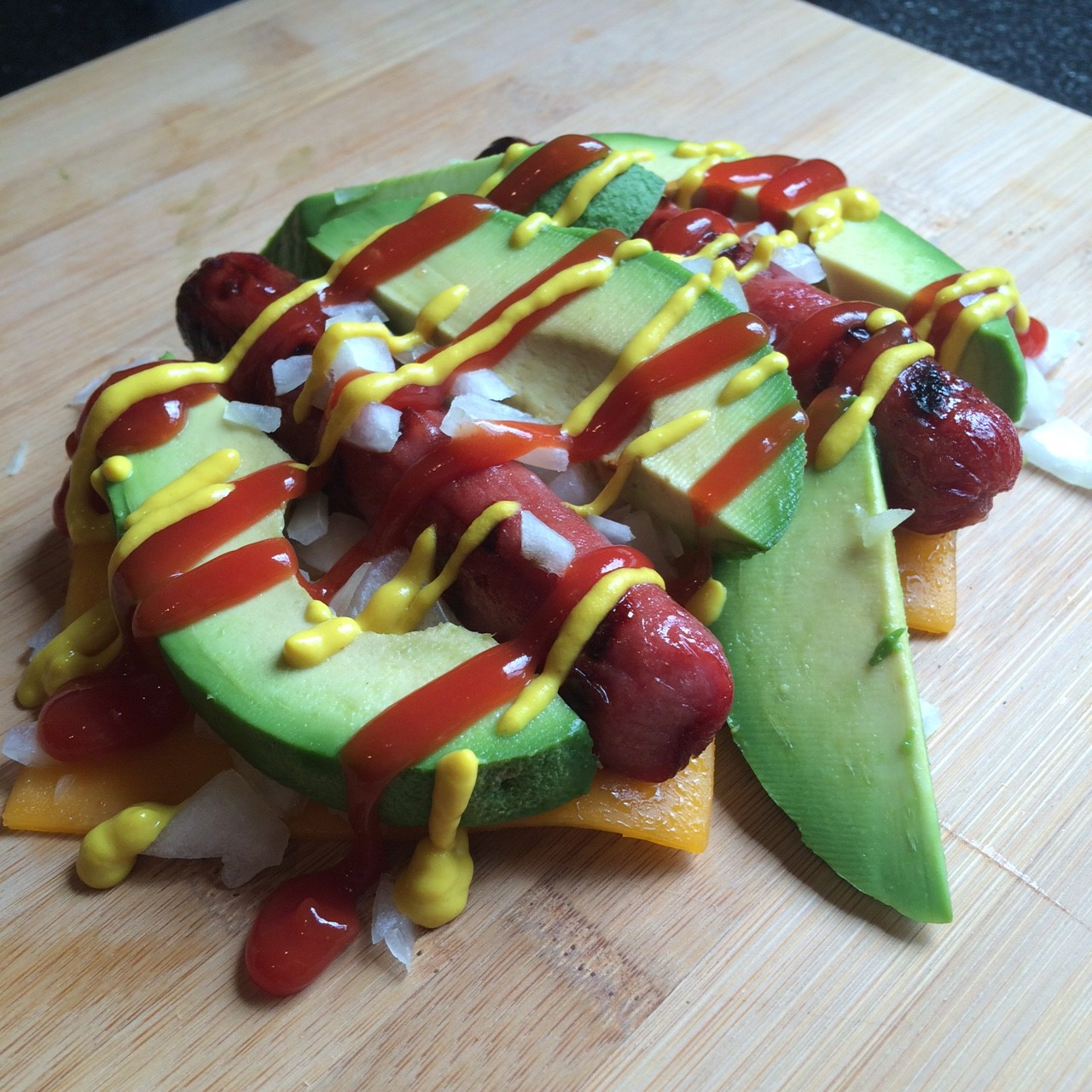 Summer is here and so is this fun hot dog recipe