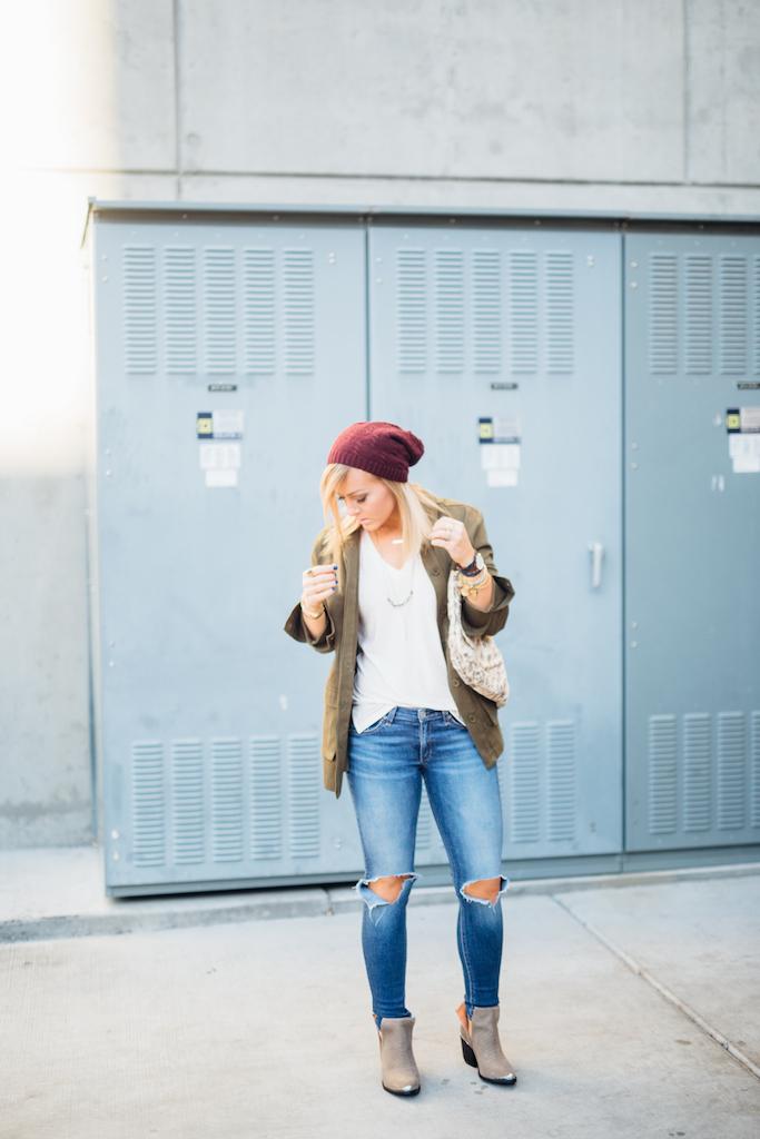 Fringe and Fall – fashion
