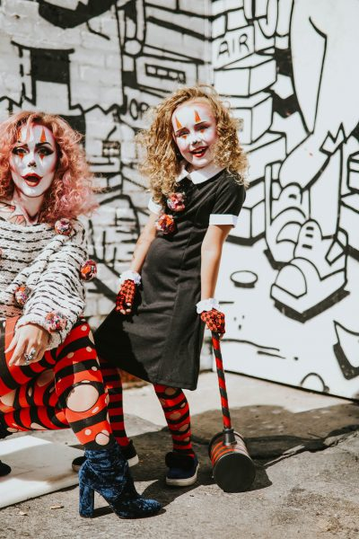THE LOVELY CLOWNS – HALLOWEEN 2018
