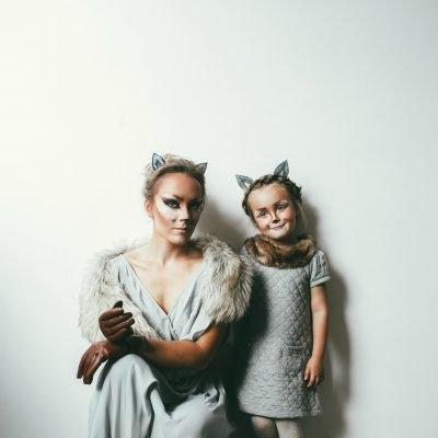 A Walk Down Halloween Memory Lane