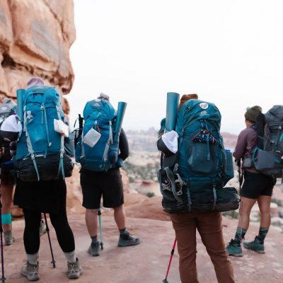 Get into the Backcountry with the Right Backpacking Gear
